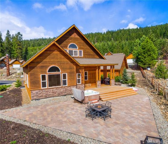 242 Tiger Lilly Lane, Ronald, WA 98940 (#1274190) :: Homes on the Sound