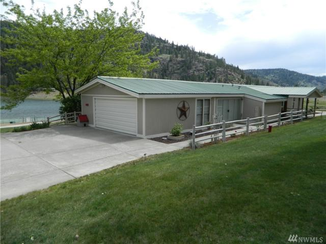 438-A Wannacut Lake Rd, Oroville, WA 98844 (#1274366) :: Homes on the Sound