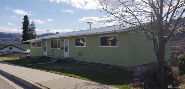 606 Birch St, Coulee Dam, WA 99116 (#1274487) :: Homes on the Sound