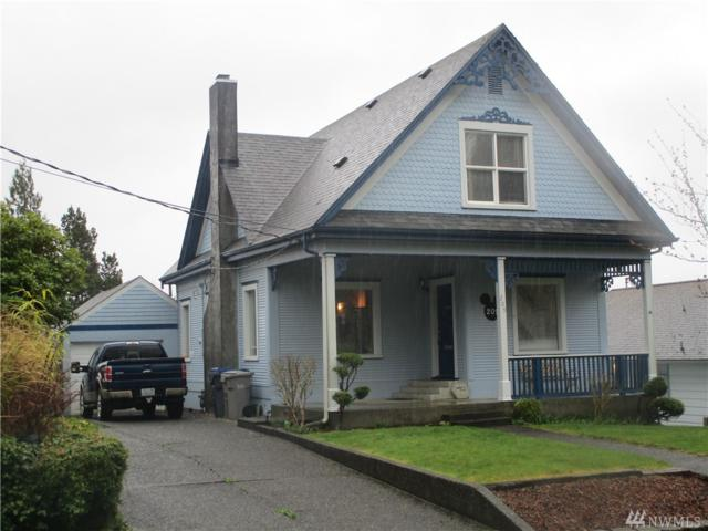 209 W 8th, Aberdeen, WA 98520 (#1274498) :: Homes on the Sound