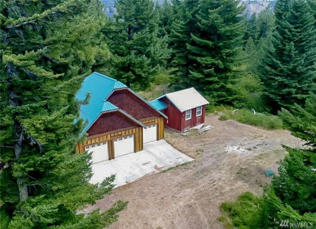 1330 Black Hawk Dr, Cle Elum, WA 98922 (#1274550) :: Homes on the Sound