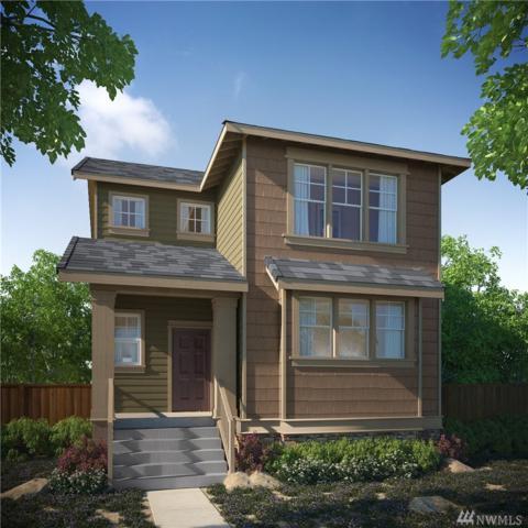 699 NE Second (Lot 7) St, North Bend, WA 98045 (#1274573) :: Keller Williams - Shook Home Group