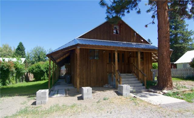 224 Castle Ave., Winthrop, WA 98862 (#1274577) :: Homes on the Sound