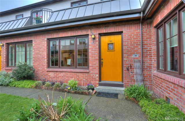 4321 Linden Ave N H, Seattle, WA 98103 (#1274722) :: The Robert Ott Group