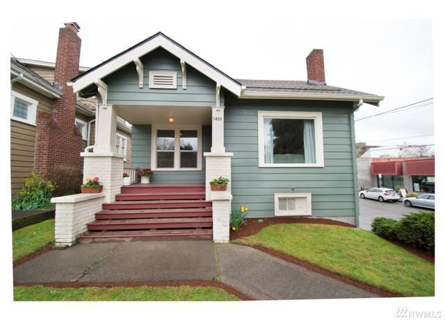1401 N 46th St, Seattle, WA 98103 (#1274840) :: Carroll & Lions