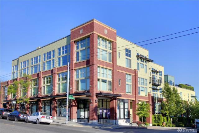 4422 Bagley Ave N #307, Seattle, WA 98103 (#1274952) :: Carroll & Lions