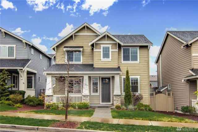 9130 Nye Ave SE, Snoqualmie, WA 98065 (#1274959) :: The DiBello Real Estate Group