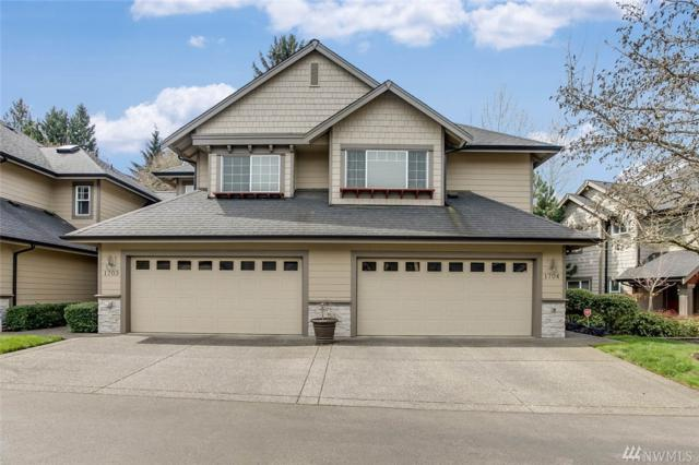 13824 North Creek Dr #1704, Mill Creek, WA 98012 (#1274981) :: Real Estate Solutions Group