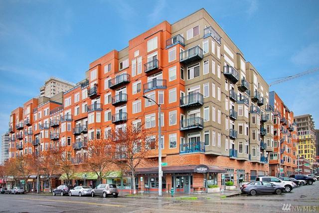 2414 1st Ave #407, Seattle, WA 98121 (#1275051) :: Carroll & Lions
