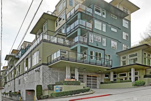 655 Crockett St A104, Seattle, WA 98109 (#1275063) :: The Robert Ott Group