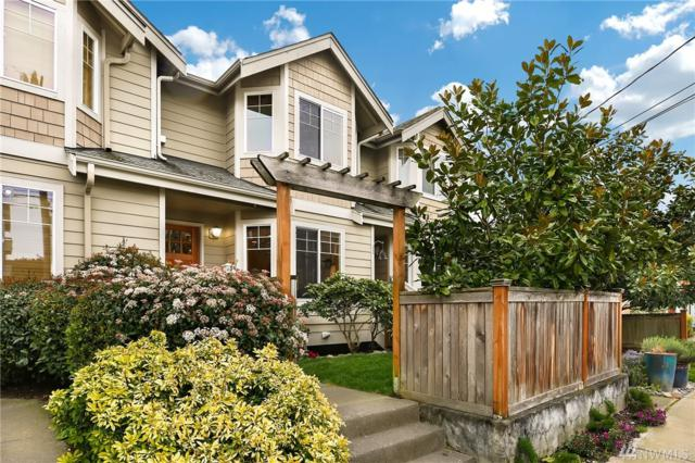 9310 Stone Ave N B, Seattle, WA 98103 (#1275094) :: Better Homes and Gardens Real Estate McKenzie Group