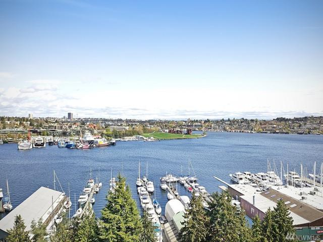 2522 Dexter Ave N #302, Seattle, WA 98109 (#1275174) :: The Snow Group at Keller Williams Downtown Seattle