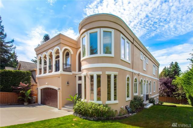 735 95th Ave NE, Bellevue, WA 98004 (#1275205) :: The Vija Group - Keller Williams Realty
