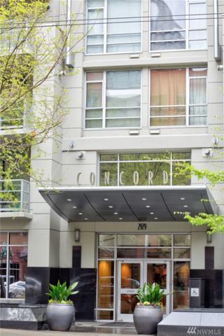2929 1st Ave #800, Seattle, WA 98121 (#1275290) :: Carroll & Lions