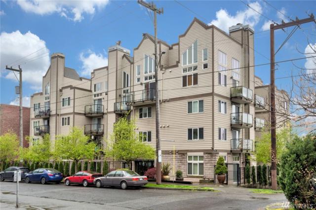 231 Belmont Ave E #107, Seattle, WA 98102 (#1275374) :: Carroll & Lions