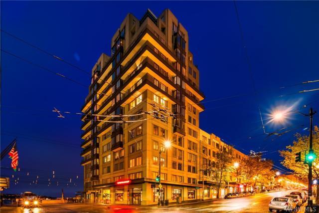98 Union St #607, Seattle, WA 98101 (#1275400) :: Carroll & Lions