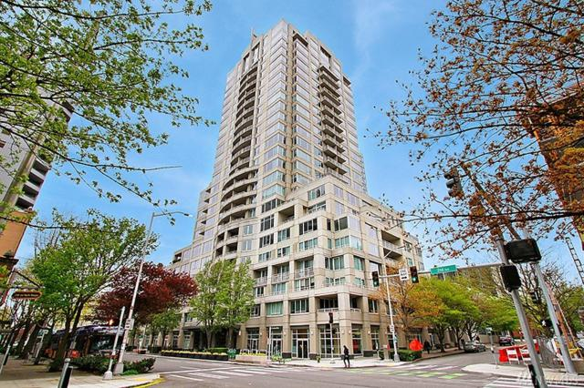2600 2nd Ave #1004, Seattle, WA 98121 (#1275594) :: Carroll & Lions