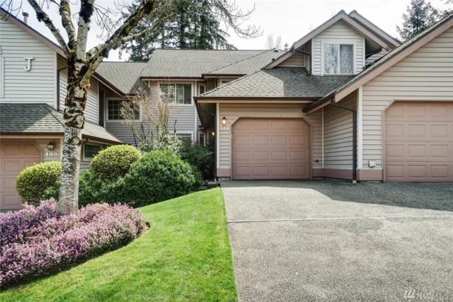 6910 Old Redmond Rd J131, Redmond, WA 98052 (#1275686) :: Mosaic Home Group