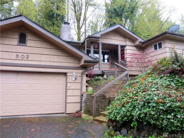 502 Coal Creek Rd, Longview, WA 98632 (#1275703) :: Carroll & Lions