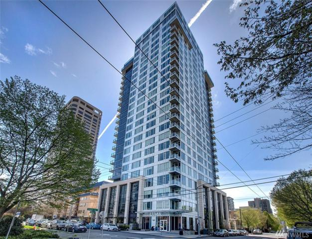 1321 Seneca St #607, Seattle, WA 98101 (#1275984) :: Carroll & Lions