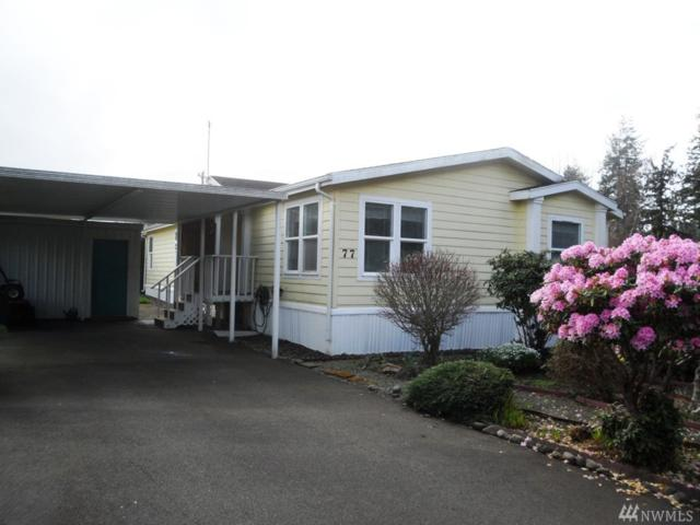 57-Space 77 Clemons Rd, Montesano, WA 98563 (#1276098) :: Real Estate Solutions Group