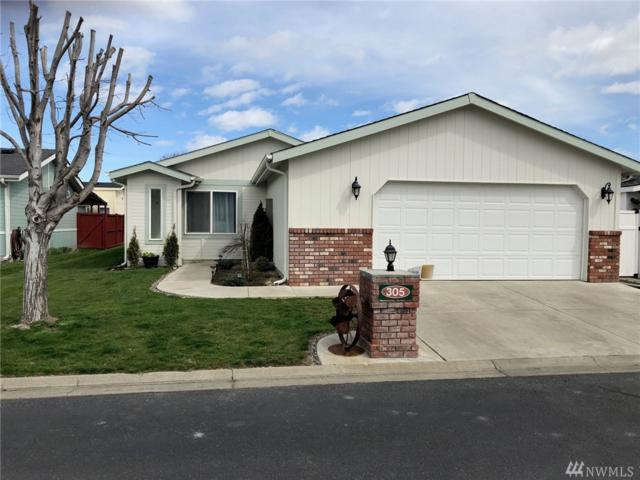 305 Rosewood Dr #305, Ellensburg, WA 98926 (#1276168) :: Coldwell Banker Kittitas Valley Realty