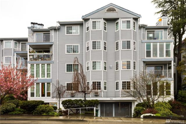 722 N 85th St #33, Seattle, WA 98103 (#1276227) :: Carroll & Lions