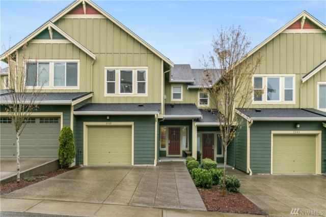 2539 Mulberry Walk NE, Issaquah, WA 98029 (#1276231) :: The Snow Group at Keller Williams Downtown Seattle