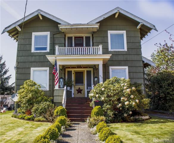 710 5th St, Hoquiam, WA 98550 (#1276343) :: Homes on the Sound