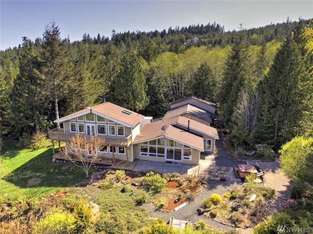 90 N Hamma Vista Place, Lilliwaup, WA 98555 (#1276449) :: Homes on the Sound