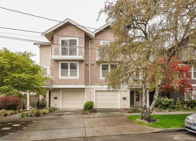 5908 SW Douglas Place, Seattle, WA 98116 (#1276467) :: Better Homes and Gardens Real Estate McKenzie Group