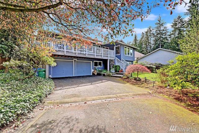 1309 N 195th St, Shoreline, WA 98133 (#1276531) :: Real Estate Solutions Group