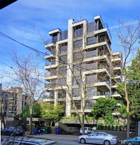 714 Bellevue Ave E #803, Seattle, WA 98102 (#1276590) :: Beach & Blvd Real Estate Group