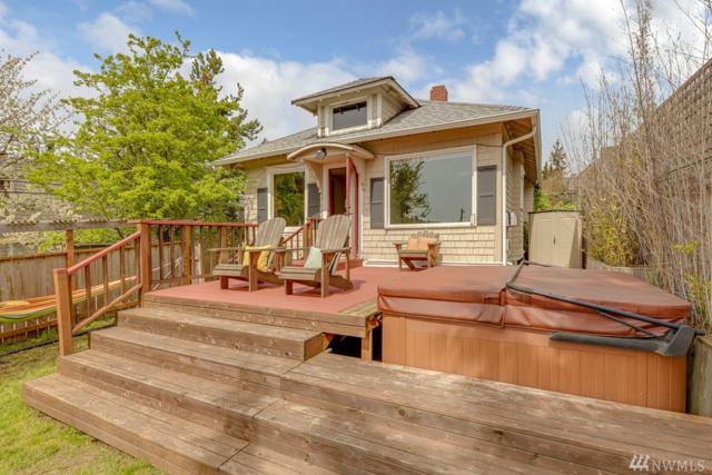 3516 Carr Place N, Seattle, WA 98103 (#1277076) :: Carroll & Lions