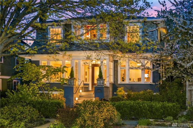 5210 Keystone Place N, Seattle, WA 98103 (#1277227) :: Carroll & Lions