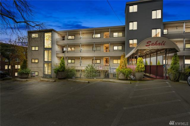 400 Melrose Ave E #103, Seattle, WA 98102 (#1277259) :: Beach & Blvd Real Estate Group