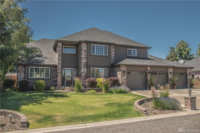 1401 N Thayer Ave, Ellensburg, WA 98926 (#1277330) :: Real Estate Solutions Group