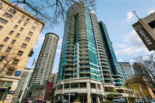 1920 4th Ave #1812, Seattle, WA 98101 (#1277380) :: The Mike Chaffee Team