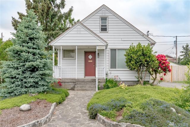 1417 S 52nd St, Tacoma, WA 98408 (#1277520) :: Icon Real Estate Group