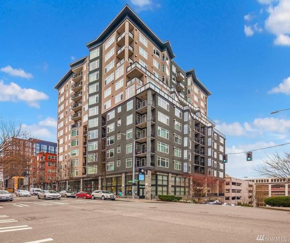 2607 Western Ave #202, Seattle, WA 98121 (#1277749) :: The Snow Group at Keller Williams Downtown Seattle
