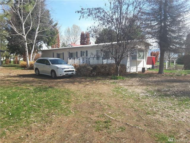 74 Weatherstone Rd, Omak, WA 98841 (#1277967) :: Homes on the Sound