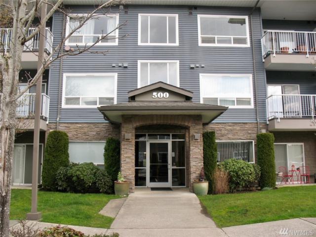 500 Darby Dr #210, Bellingham, WA 98226 (#1278063) :: Ben Kinney Real Estate Team