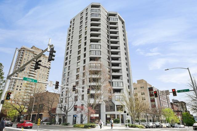 2621 2nd Ave #1103, Seattle, WA 98121 (#1278128) :: Ben Kinney Real Estate Team