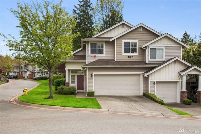 107 S 50th Place A, Renton, WA 98055 (#1278409) :: Keller Williams - Shook Home Group