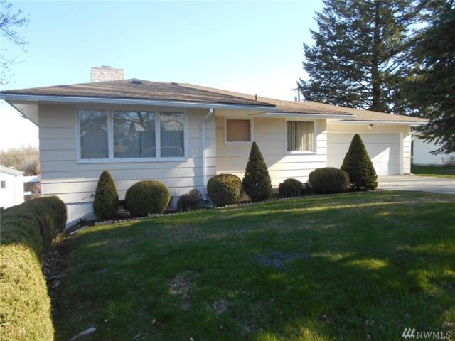914 Merriam St, Davenport, WA 99122 (#1278640) :: Homes on the Sound
