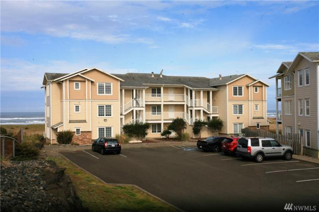 1600 Ocean #112, Westport, WA 98595 (#1278683) :: Ben Kinney Real Estate Team