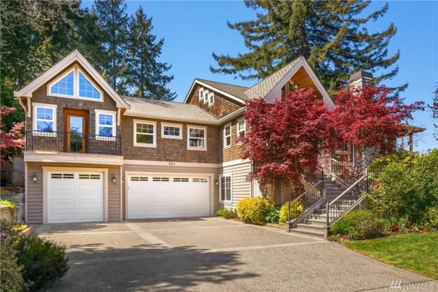 801 101st Ave SE, Bellevue, WA 98004 (#1278708) :: Better Homes and Gardens Real Estate McKenzie Group