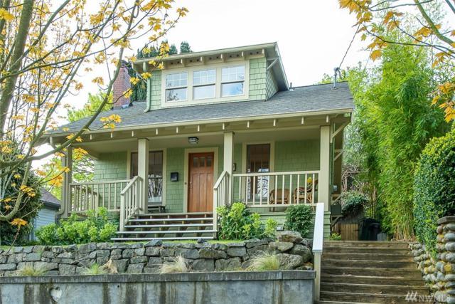 719 N 61st St, Seattle, WA 98103 (#1278769) :: The Vija Group - Keller Williams Realty