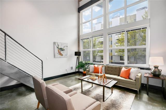 2440 Western Ave #211, Seattle, WA 98121 (#1278862) :: Beach & Blvd Real Estate Group