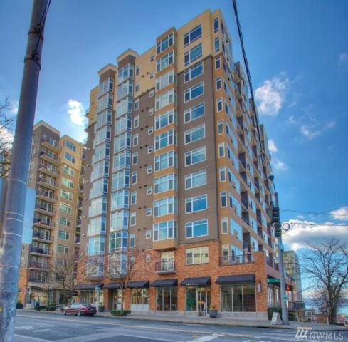 2801 1st Ave #114, Seattle, WA 98121 (#1279005) :: Beach & Blvd Real Estate Group